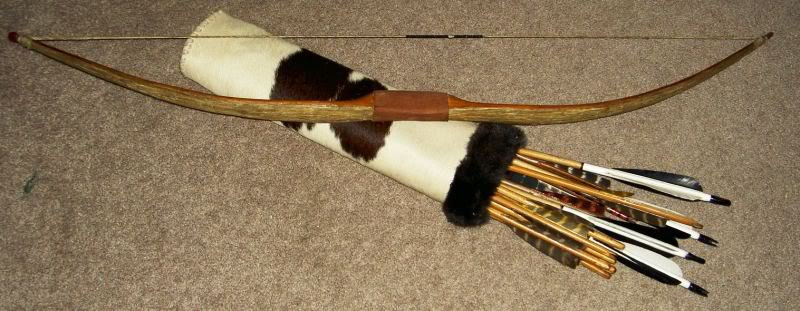 Traditional Bow Making With Theodore Vandervelde Archery Toronto